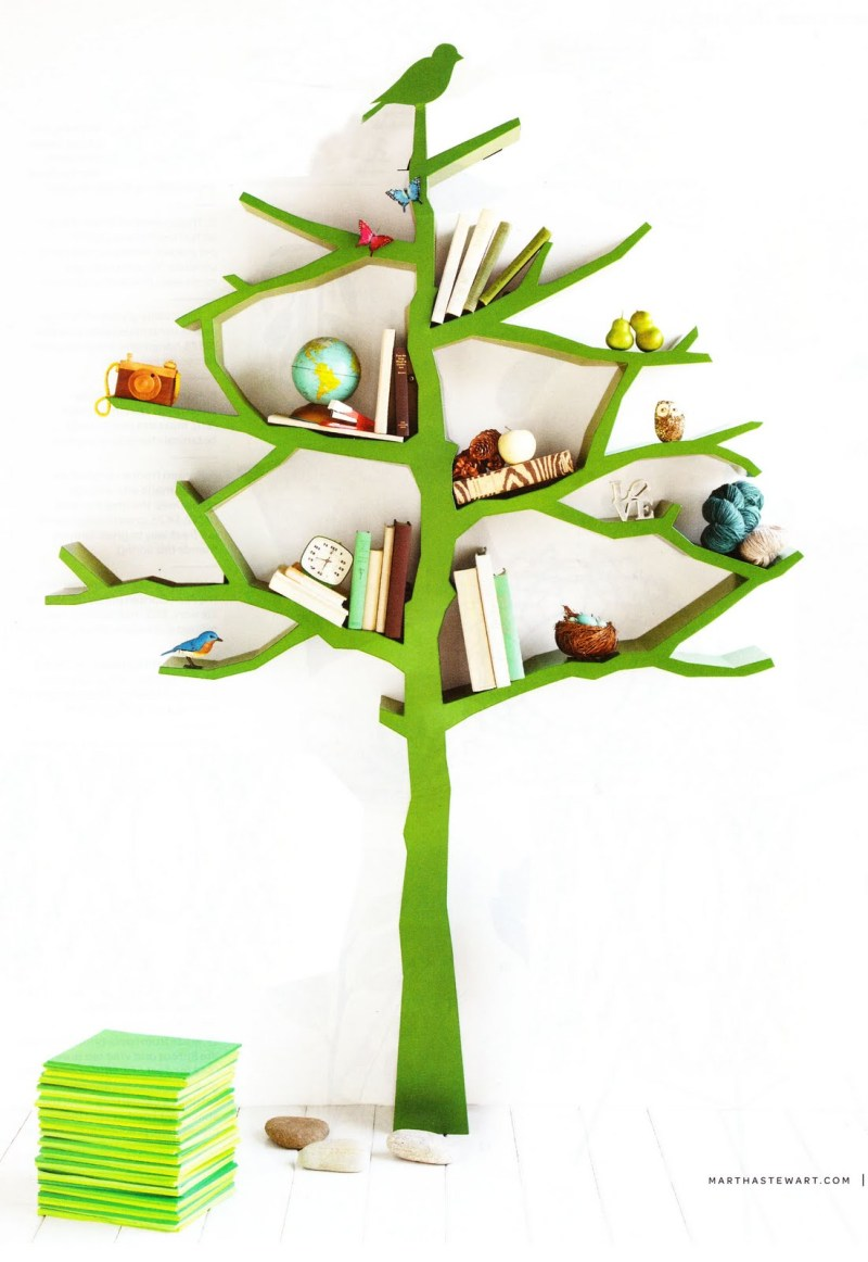 tree branch bookcase plans « royal25lxk