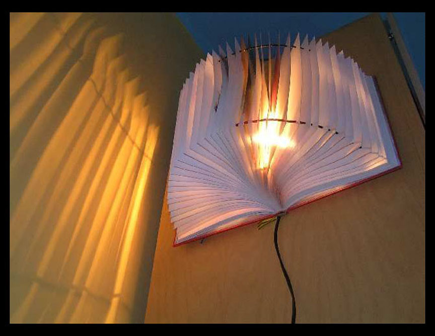 Really Cool Lamps diy : lamp shades | thank god for des!gn
