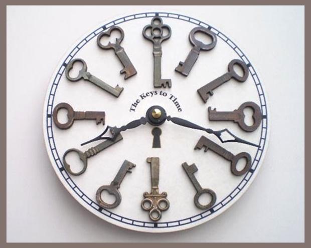 keys clock